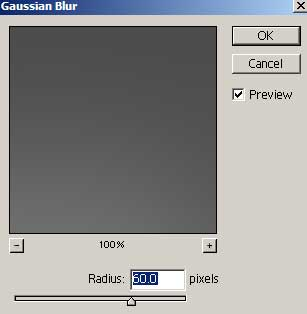 gaussian blur settings